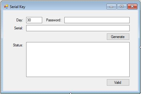c# license key