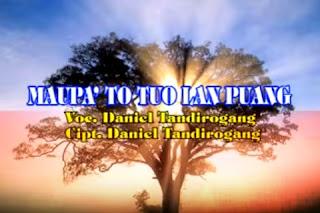 Download Lagu Maupa' To Tuo Lan Puang (Daniel Tandirogang)