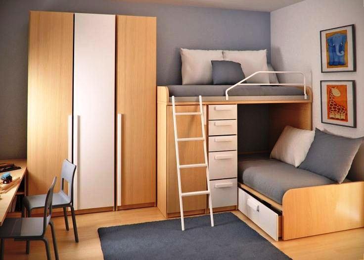 Inspirasi Interior Kamar Tidur Minimalis Sederhana