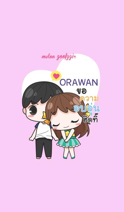 ORAWAN melon goofy girl_S V05 e