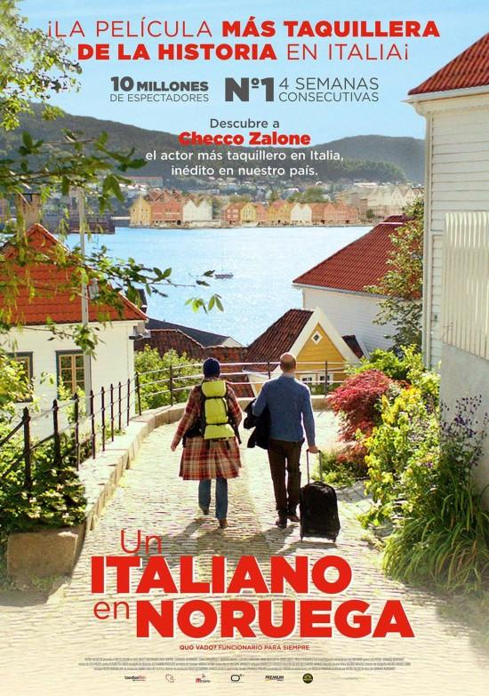 ver Un italiano en Noruega 2017