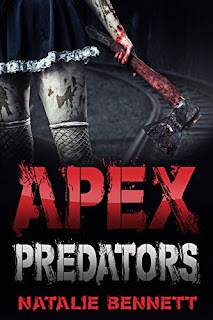 Apex Predators - paranormal dark romance  by Natalie Bennett