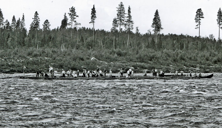 Toistaiseksi viimeinen lautta Tornionjoella