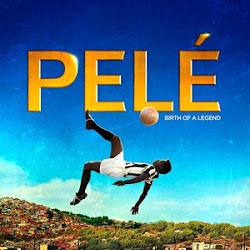 Poster Pelé: Birth of a Legend 2016