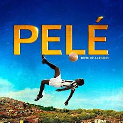 Poster Pelé: Birth of a Legend 2016