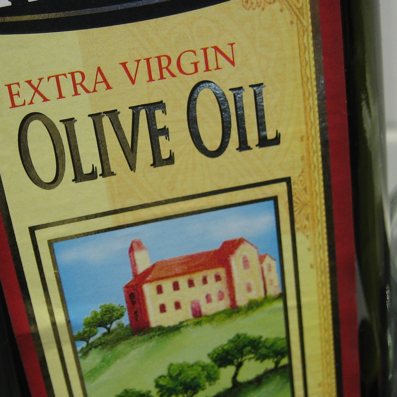 Our Handmade Home: Using Olive Oil as a Wood Treatment