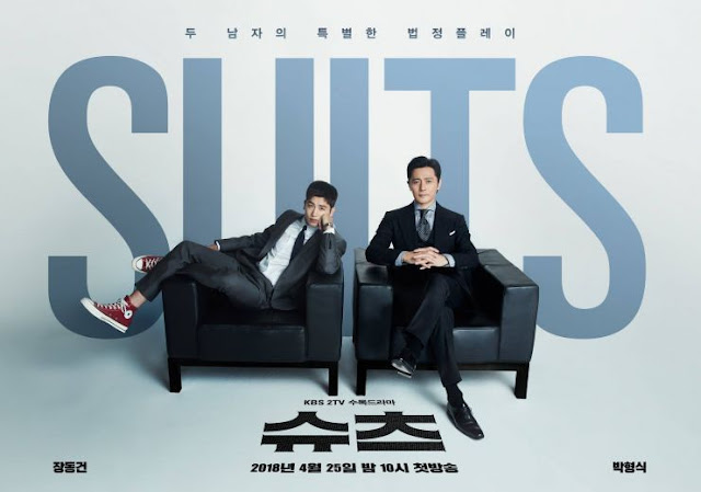 First Impressions Suits Korean drama