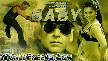Poster Of Hindi Movie Baby (2015) Free Download Full New Hindi Movie Watch Online At worldfree4u.com