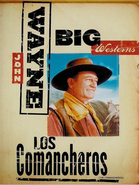 Los comancheros ( 1961 ) Español DescargaCineClasico.Net