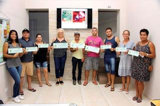 Campanha de SHOW DE PRÊMIOS ACIAJU premia 15 mil reais em vale compras