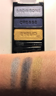 wet n wild coloricon eyeshadow trio i got good jeans swatch