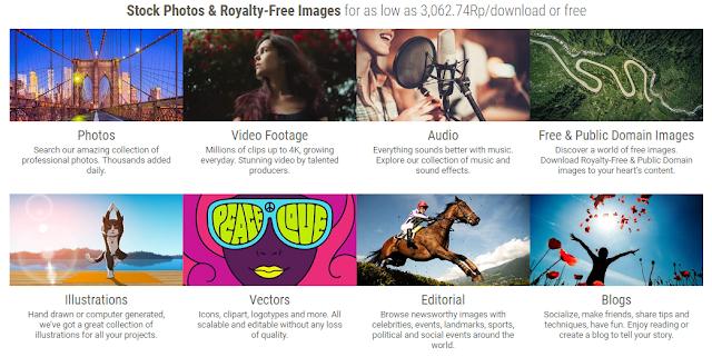 38 Situs Penyedia Foto Kualitas HD Terbaik dan Sangat Cocok Buat Artikel Blog