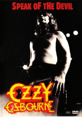 colecionarock dvd lp cd ozzy osbourne speak of the devil. Black Bedroom Furniture Sets. Home Design Ideas