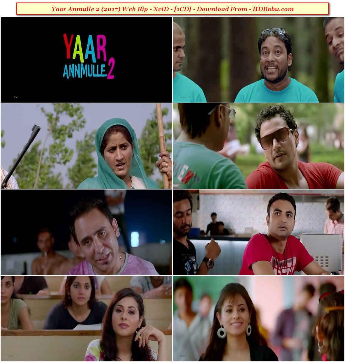 Yaar Annmulle 2 Full Movie Download