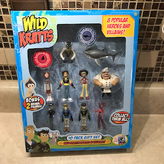 Review By Bonnie Hendrix The Ultimate Wild Kratts