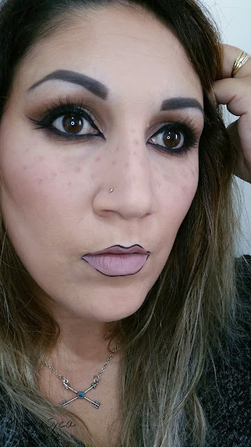 freckles-make-up-vieux-rose-graphic-monday-shadow-challenge-blog-beaute-maquillage-avignon