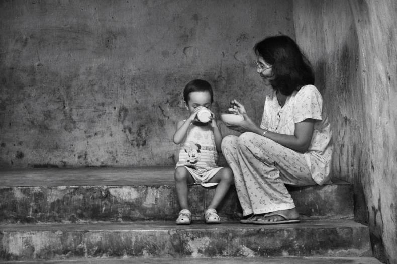 arti kasih sayang seorang ibu