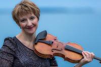 violinist Irina Fainkichen