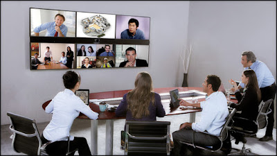 Hội nghị truyền hình Polycom có thể tiết kiệm £ 250.000 và 3.000 giờ mỗi tháng