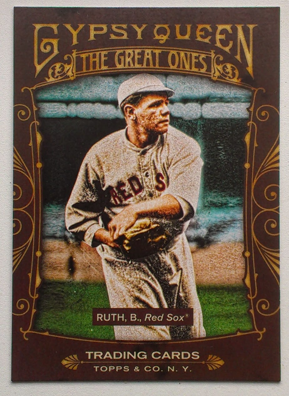 Babe Ruth Debut