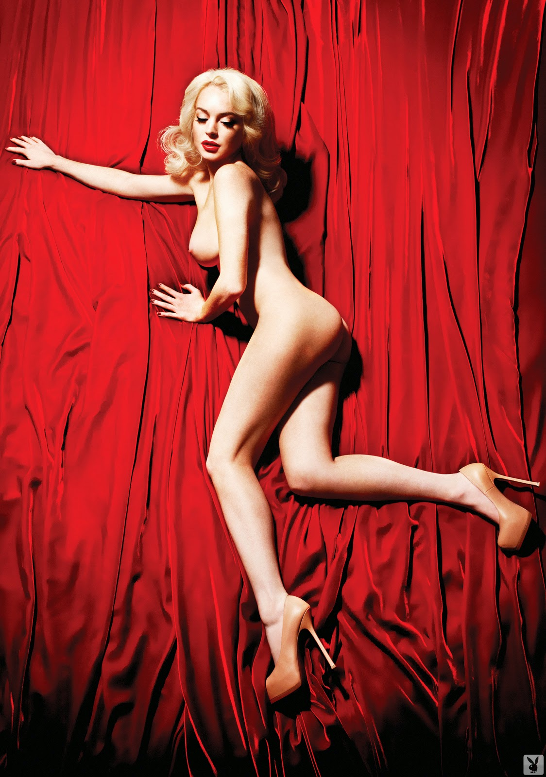 Lohan nude