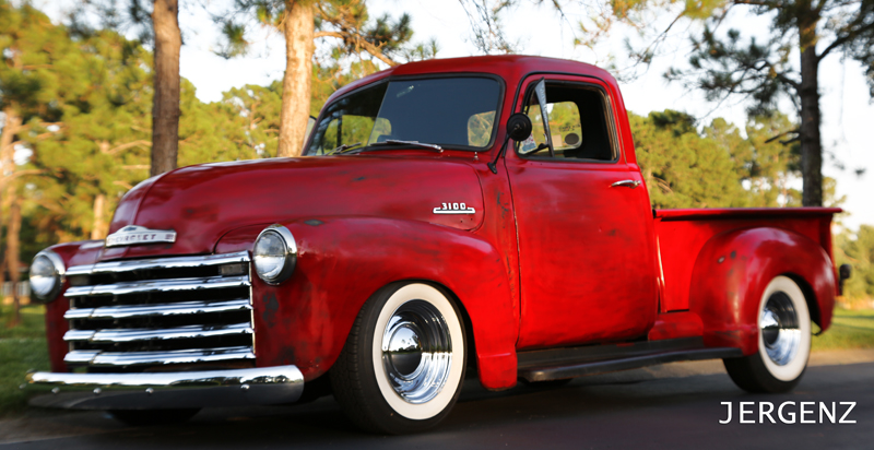 1951 Chevrolet 3100 Chevy Gmc Matte Black 1953 Chevy