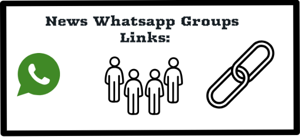 Top News Whatsapp Groups Links| Invite Link for News