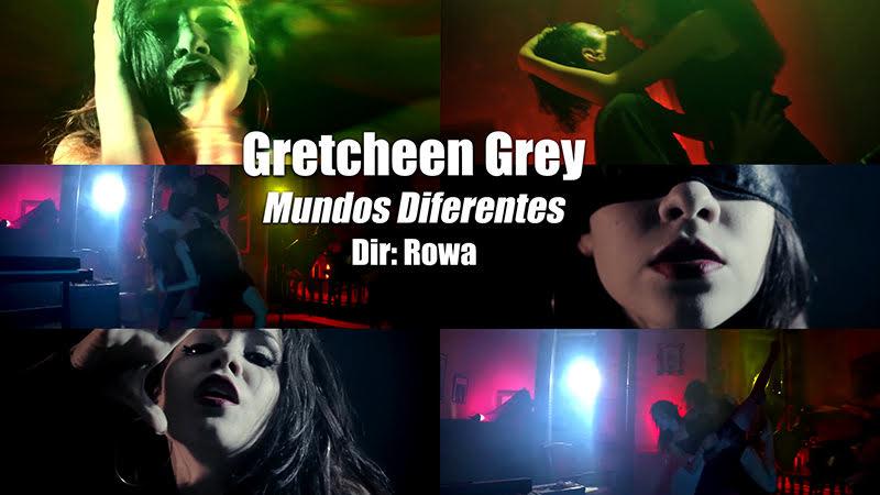 Gretcheen Grey - ¨Mundos Diferentes¨ - Videoclip - Dirección: Rowa. Portal del Vídeo Clip Cubano