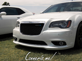 Chrysler 300 SRT8 Front