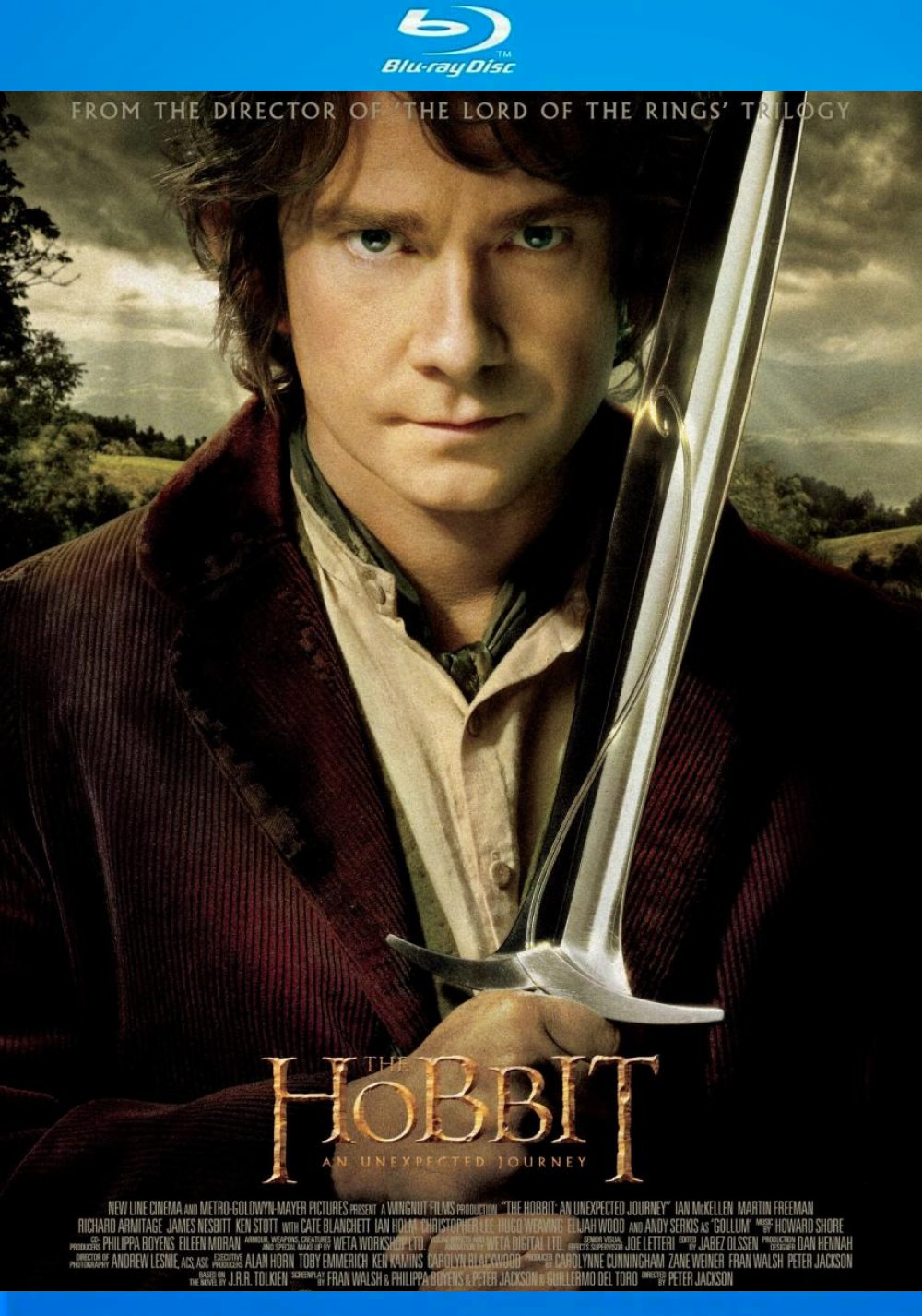 Download O Hobbit: Uma Jornada Inesperada (2012) Dublado MKV 720p BDRip MEGA