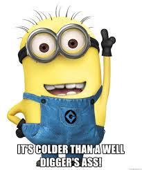 its colder than meme