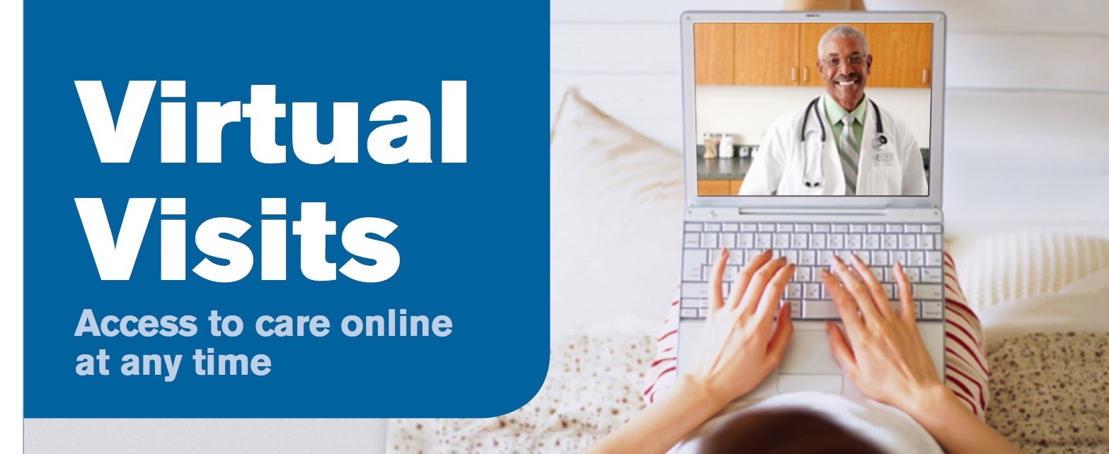 Virtual Visits: Access to care online at any time