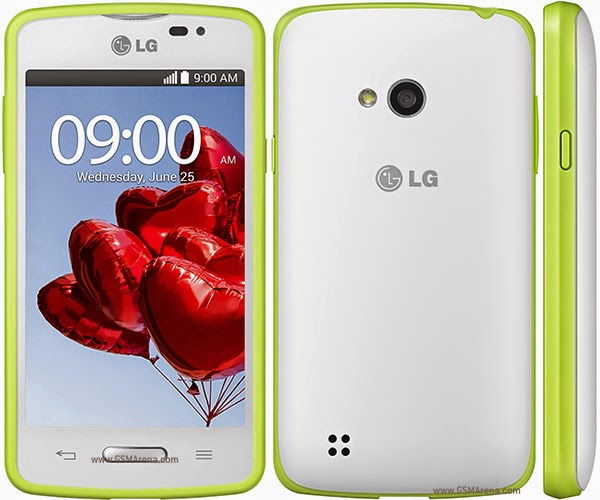 Hard Reset LG Optimus L50 (D213N)