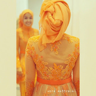 Model kebaya muslim cantik modern