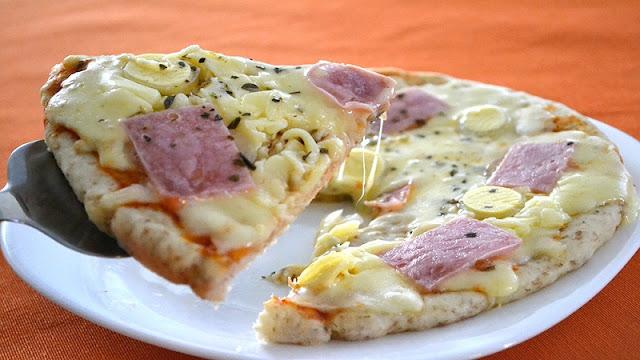 Recheio para Pizza Portuguesa (Imagem: Reprodução/Nutritécnica)