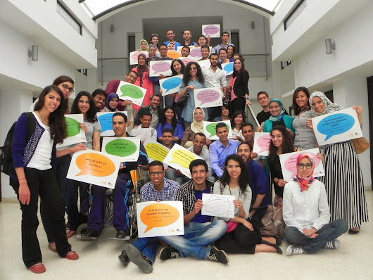 Youths in Post 2015 Development Agenda in Morocco #3