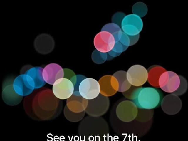 El iPhone 7 de Apple saldrá a la venta el 7 de septiembre