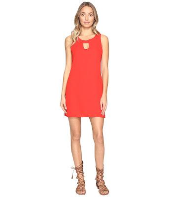 diseños de Vestidos Rojos Cortos