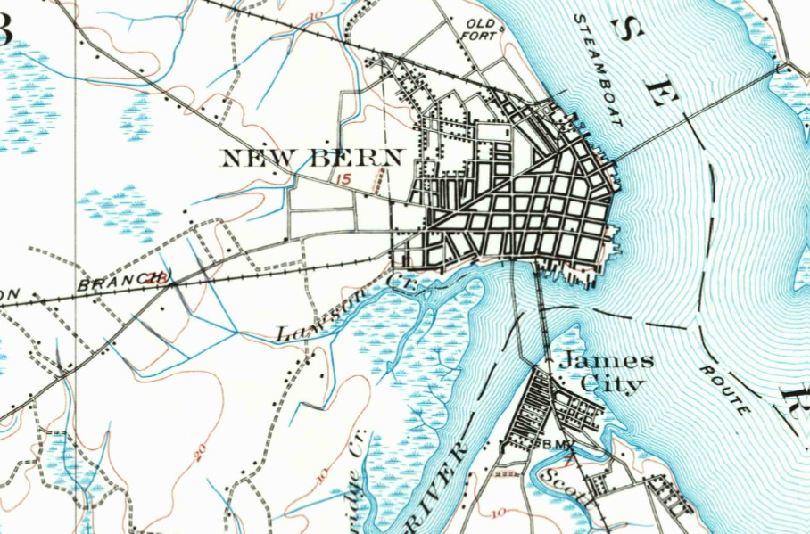 Ransack Garret And Closet Usgs Historical Topographic Map Explorer