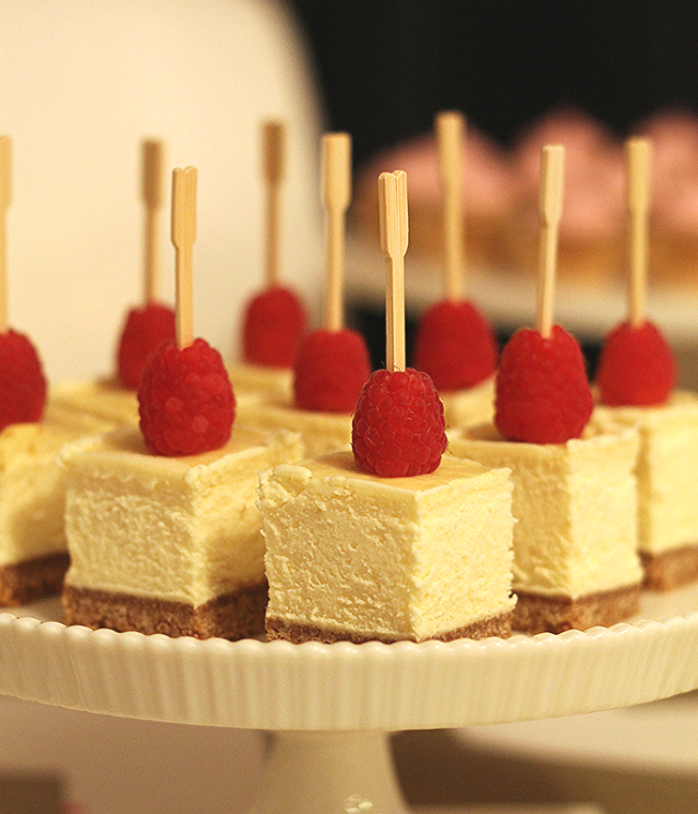 Finger Food Desserts On Pinterest