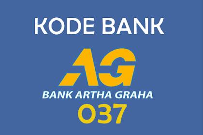 Kode Bank Artha Graha Internasional (BAGI)