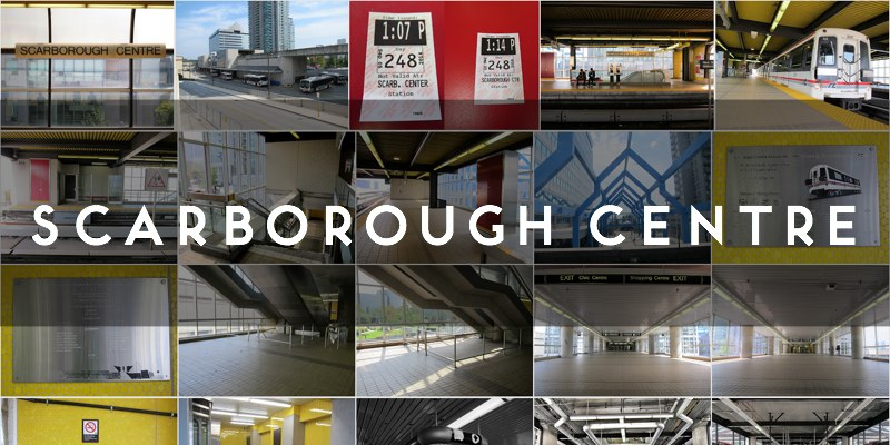 Scarborough Centre photo gallery