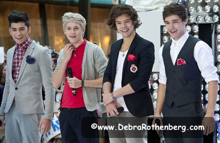 Debra L Rothenberg Photography One Direction Live On Quot Today Quot