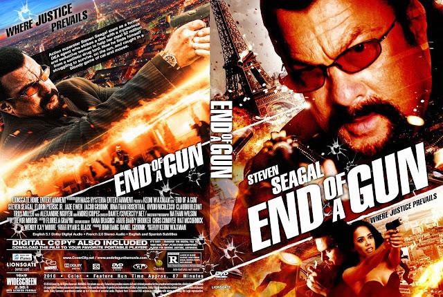 End of a Gun DVD Cover