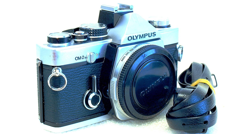 Olympus OM-2n (Chrome) Body #231