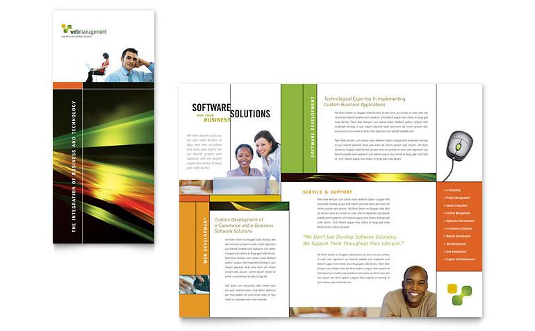 brochure template word jdsbrainwave brochure templates microsoft – Free Brochure Templates Word