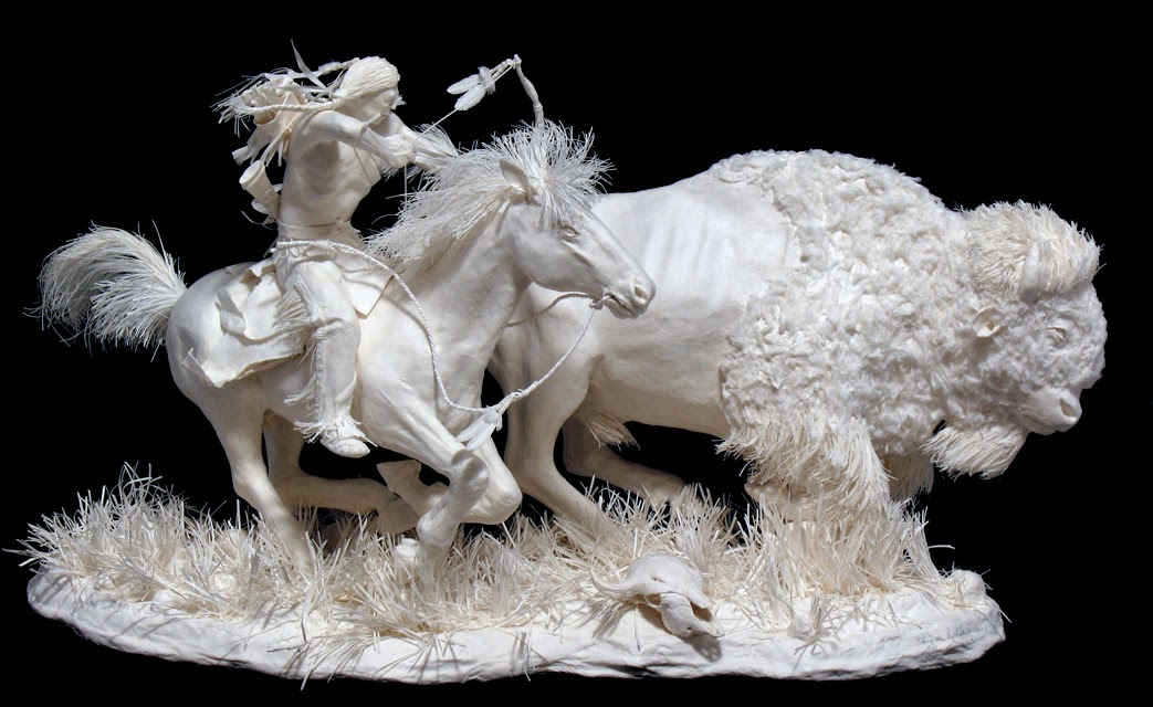 22-Allen-Patty-Eckman-Cast-Paper-Sculptures-Eckman-Method-www-designstack-co