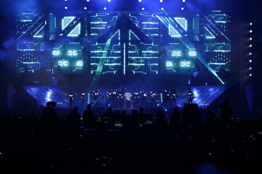 Justin Bieber Concert at Mumbai Pics