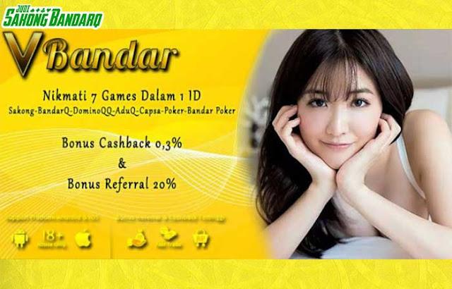 Situs Judi Sakong Online Terpercaya VBandar