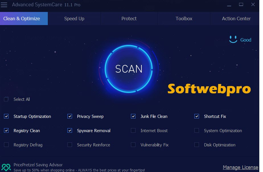 serial advanced systemcare 11 3 pro